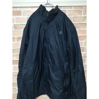 ティンバーランド(Timberland)のティンバーランド  ナイロンジャケット ビックサイズ  ネイビー XL(ナイロンジャケット)
