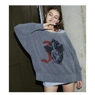 ALEXIA STAM - juemi Genesis Shaggy Knit