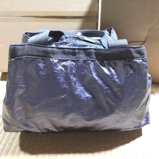 レスポートサック(LeSportsac)のレスポートサック ハンドバッグ 薄紫 モリー(ボストンバッグ)