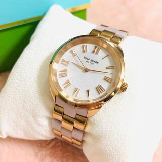 kate spade new york - 美品✨kate spade ケイトスペード✨クロスタウン レディース 腕時計