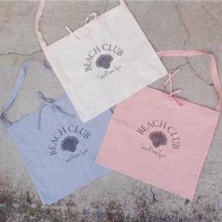 シールームリン(SeaRoomlynn)のSeaRoomlynnシールームリン 限定ショッパー ショップ袋 エコバッグ(ショップ袋)