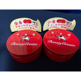 牛乳石鹸 - 牛乳石鹸 赤箱 ビューティークリーム
