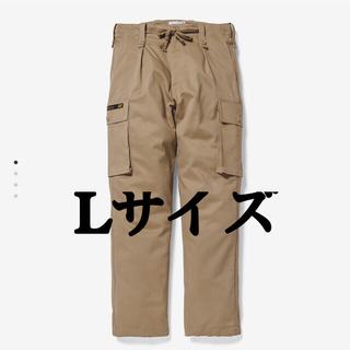 ダブルタップス(W)taps)のwtaps jungle country trousers beige(ワークパンツ/カーゴパンツ)