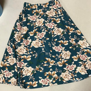 ViS - 【定価 4,212円】 ヴィス vis ピーチ起毛タックフレアースカート