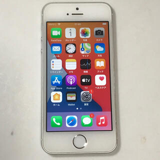 Apple - iPhone SE  32GB  simフリー
