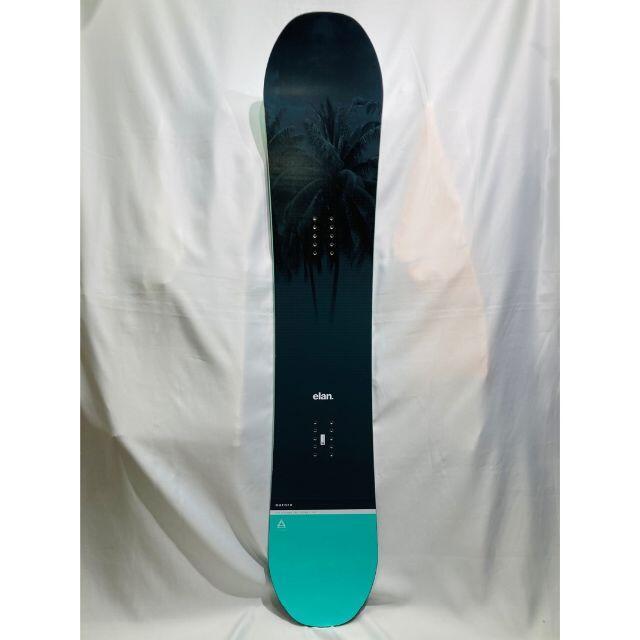 Elan(エラン)の新品未使用 ELAN AURORA 143 スノーボード 板 スポーツ/アウトドアのスノーボード(ボード)の商品写真