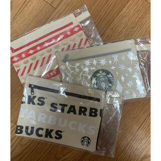Starbucks Coffee - スターバックスコーヒー ポーチ 3点セット スタバ