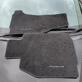 ポルシェ(Porsche)のポルシェ ケイマン 正規品フロアマット 未使用(車内アクセサリ)