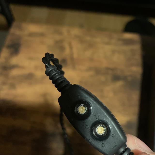 iriver(アイリバー)の完品 片側12BA jh audio Roxanne 2 送料無料! スマホ/家電/カメラのオーディオ機器(ヘッドフォン/イヤフォン)の商品写真