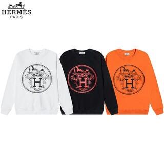 エルメス(Hermes)の[2枚14000円送料込み] Hermes パーカー  長袖 男女兼用(パーカー)
