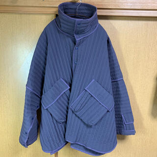 SUNSEA - PHINGERIN  Futon Coat Quilted 19AW