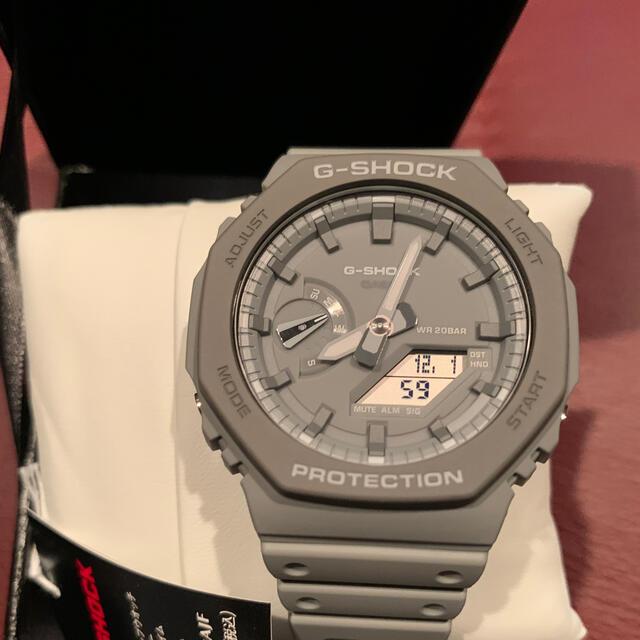 G-SHOCK(ジーショック)のGショック GA-2110ET-8AJF 国内正規品 メンズの時計(腕時計(デジタル))の商品写真