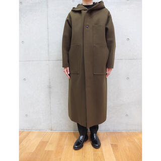 HYKE - hyke hooded coat