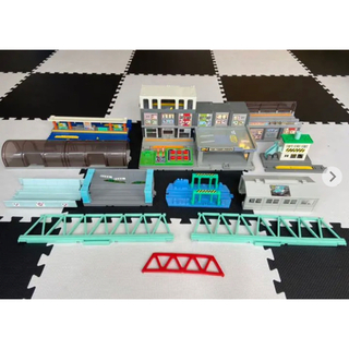 タカラトミー(Takara Tomy)のプラレール レール 付属品 中古 (電車のおもちゃ/車)