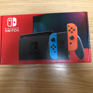 Nintendo Switch - Nintendo Switch JOY-CON(L) ネオンブルー/(R) ネオ