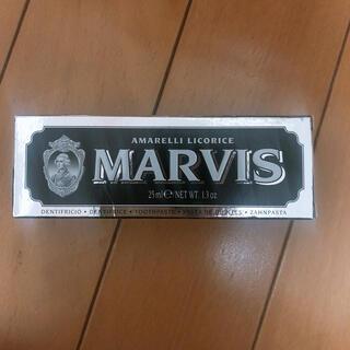 マービス(MARVIS)のマービス MARVIS 歯磨き粉 AMARELLI LICORICE(歯磨き粉)