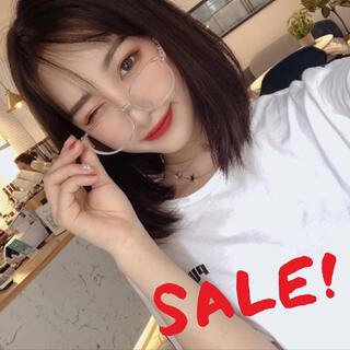 大人気 クリアメガネ ブルーライトカット 伊達眼鏡 ビッグフレーム 韓国