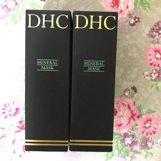 ディーエイチシー(DHC)のりん様 DHC ミネラルマスク2本(パック/フェイスマスク)