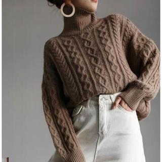 Max Mara - 新品 スタイリッシュな暖かセーター