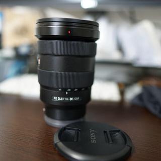 SONY - SONY FE 16-35mm f2.8 GM 中古美品