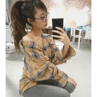 GYDA - ヴィンテージチェックシャツ