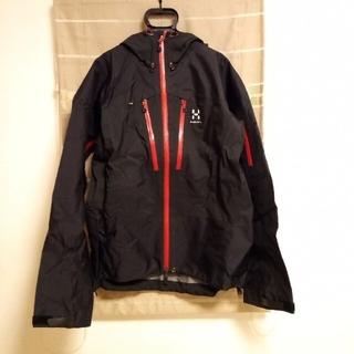 ホグロフス(Haglofs)のホグロフス スピッツジャケット2 ガードパンツ セット(ウエア/装備)