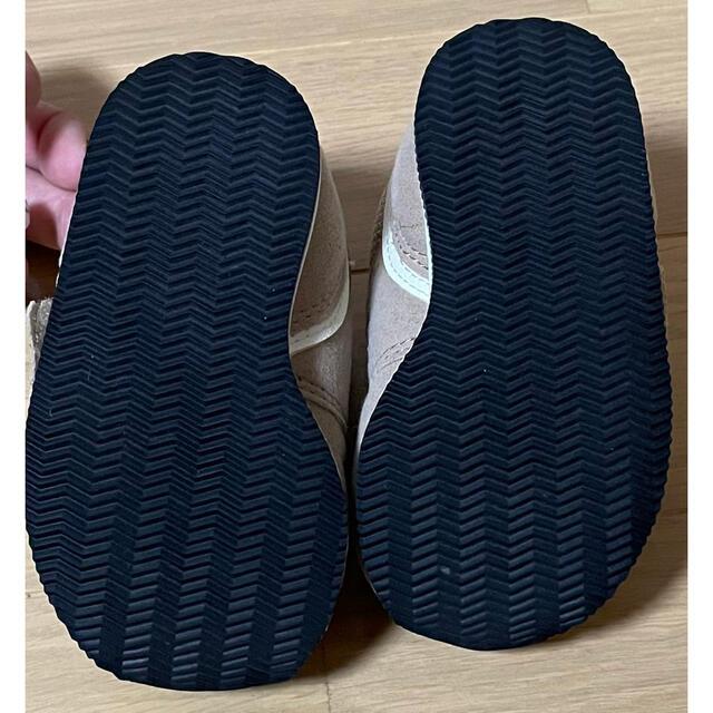 New Balance(ニューバランス)の【期間限定お正月SALE】ニューバランス 996 ベージュ キッズ/ベビー/マタニティのベビー靴/シューズ(~14cm)(スニーカー)の商品写真