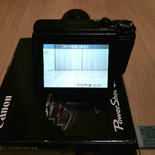 Canon(キヤノン)のキヤノン Canon Powershot G7X スマホ/家電/カメラのカメラ(コンパクトデジタルカメラ)の商品写真