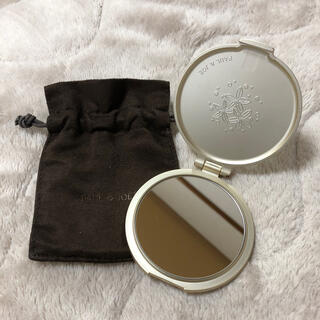 PAUL & JOE - ポール&ジョー 手鏡(巾着袋付き)