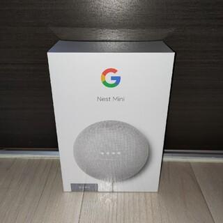 【新品未開封】 Google GOOGLE NEST MINI CHALK