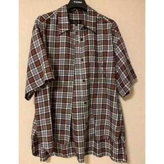 Drawer - ドゥロワー  チェックシャツ