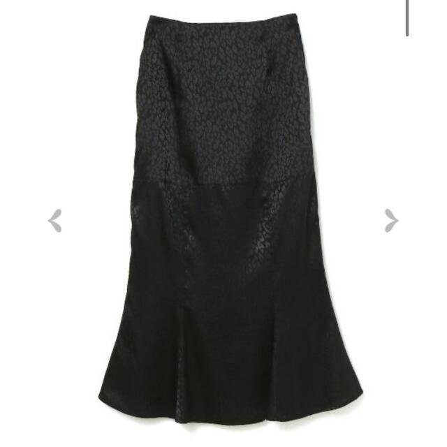 Bubbles(バブルス)のMelt the lady レオパード マーメイド スカート レディースのスカート(ロングスカート)の商品写真