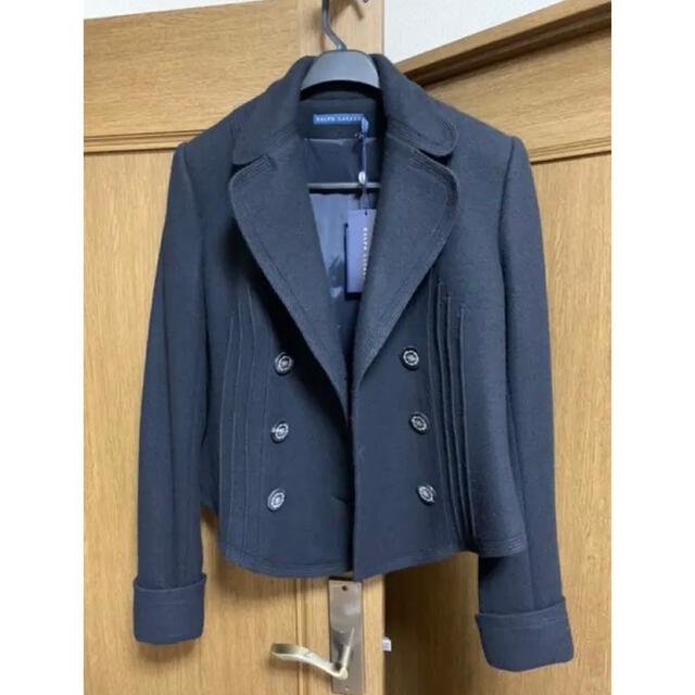 Ralph Lauren(ラルフローレン)の【新品未使用】ラルフローレン Pコート ジャケット 12 レディースのジャケット/アウター(ピーコート)の商品写真
