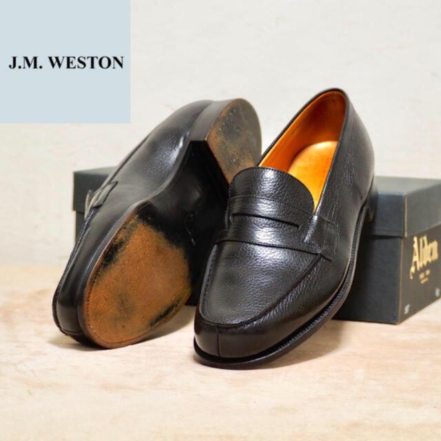 J.M. WESTON(ジェーエムウエストン)のj.m weston メンズの靴/シューズ(ドレス/ビジネス)の商品写真
