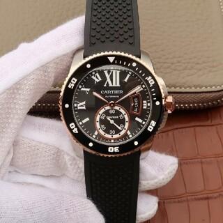 即購入OK !!カルティエ Cartier カリブル メンズ 時計 27