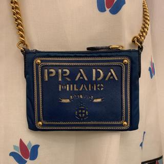 PRADA - PRADA ミニミニショルダーバッグ