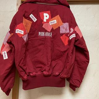 PINK HOUSE - 美品♡ ピンクハウス パッチワークブルゾン