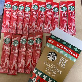 Starbucks Coffee - スタバ via 20本セット