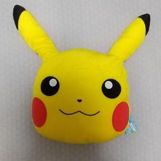 ポケモン - ピカチュウ めちゃでか顔型リュック