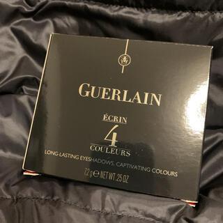ゲラン(GUERLAIN)の限定品  ゲラン エクランキャトルクルール トゥーランドット  500 7.2g(アイシャドウ)