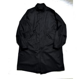 SUNSEA - shinya official MOTOKO-65 black