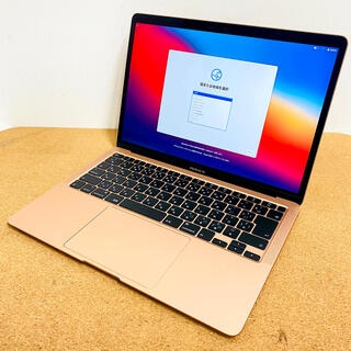 Mac (Apple) - 美品 MacBook Air 2020 1.2GHz i7 16GB 512GB
