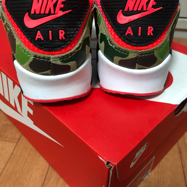 NIKE(ナイキ)のエアマックス90 ダックカモ メンズの靴/シューズ(スニーカー)の商品写真