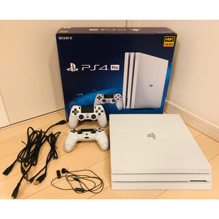 PlayStation4 - PS4 Pro 本体 CUH-7200BB02 コントローラープラス