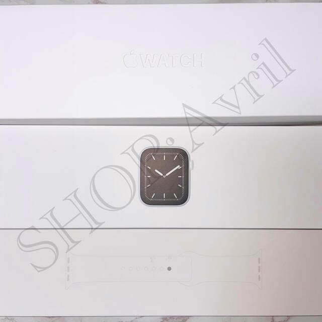 Apple Watch(アップルウォッチ)のApple Watch Series5 40mm シルバー レディースのファッション小物(腕時計)の商品写真