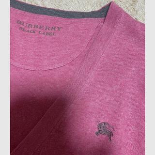 バーバリーブラックレーベル(BURBERRY BLACK LABEL)のバーバリーブラックレーベル BURBERRY  ニット セーター カーディガン(ニット/セーター)