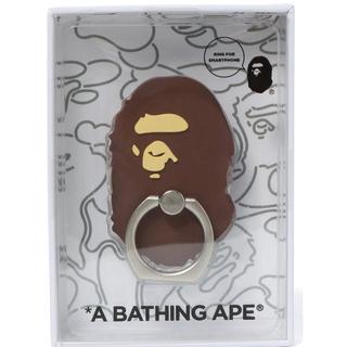 A BATHING APE - スマホリング バンカーリング A BATHING APE BAPE メンズ