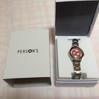 パーソンズ(PERSON'S)のパーソンズ 腕時計(腕時計)
