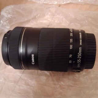 Canon - Canon 未使用 レンズ EF-S55-250mm F4-5.6 IS STM
