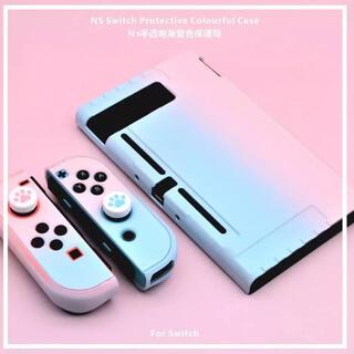 ニンテンドースイッチ(Nintendo Switch)の任天堂 Nintendo switch 保護 カバー ケース オシャレ(家庭用ゲーム機本体)